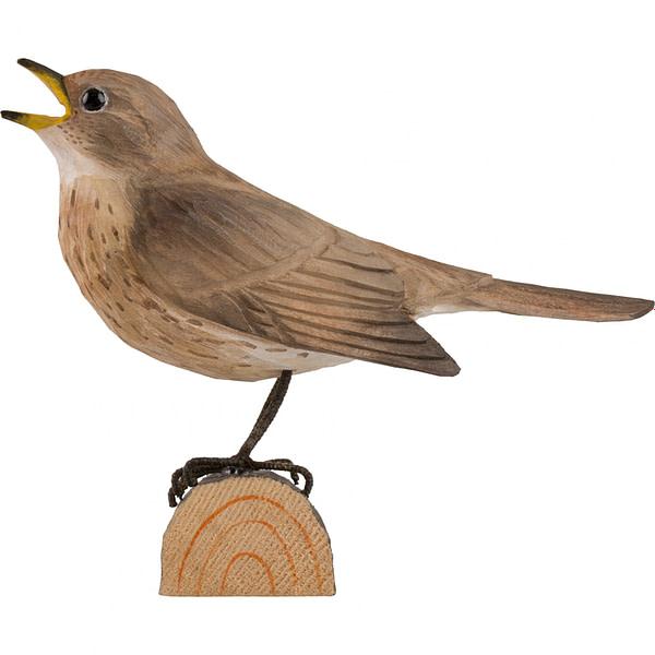 Wildlife Garden deco bird - nattergal