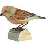 Wildlife Garden deco bird - tornirisk