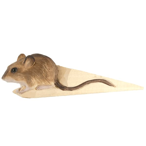 Wildlife Garden dørstopper - mus