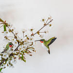Wildlife Garden deco bird - kolibrier