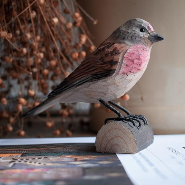 Wildlife Garden DecoBird - tornirisk