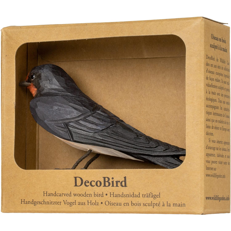 Wildlife Garden deco bird - svale