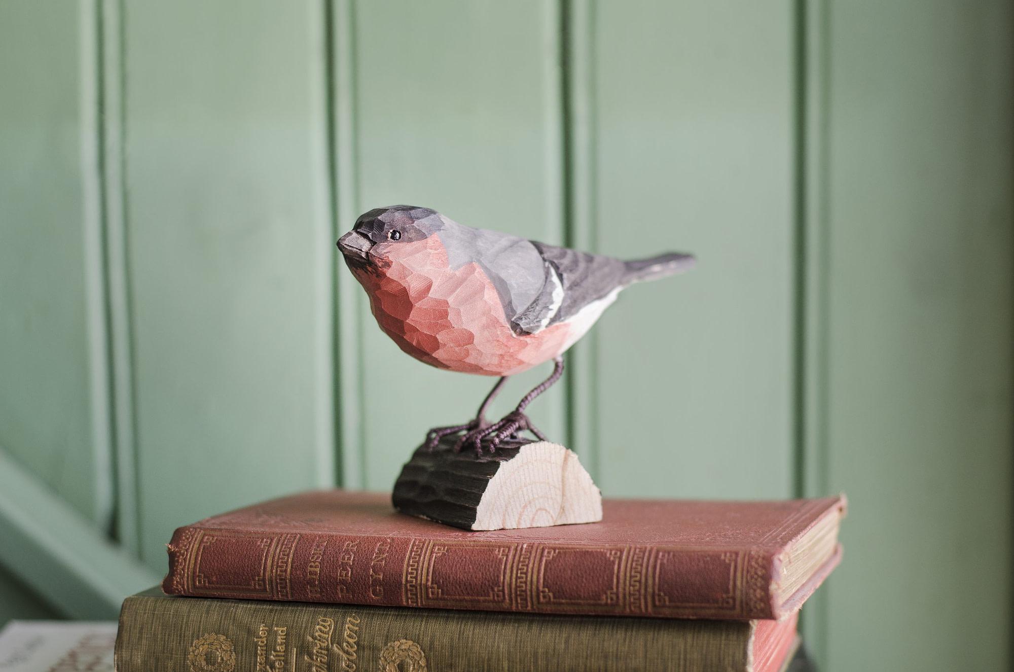 Wildlife Garden deco bird - dompap