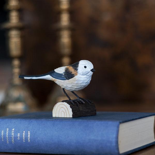Wildlife Garden deco bird - halemejse