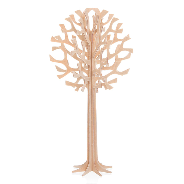 Lovi træ 16,5 cm natur