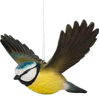 Wildlife Garden deco bird - flyvende blåmejse