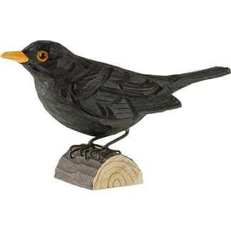 Wildlife Garden deco bird - solsort