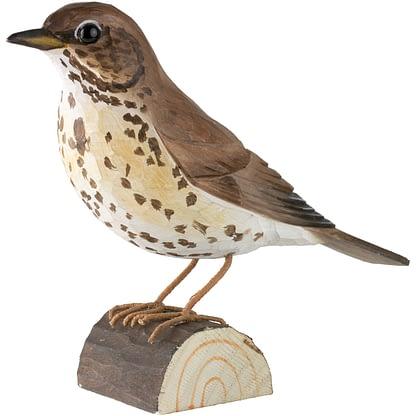 Wildlife Garden deco bird - sangdrossel