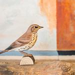 Wildlife Garden DecoBird - sangdrossel