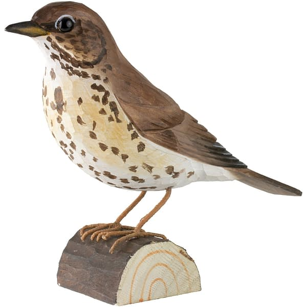 Wildlife Garden deco bird - sangdrossel
